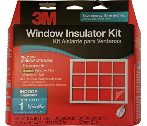 3m window insulator kits - 7