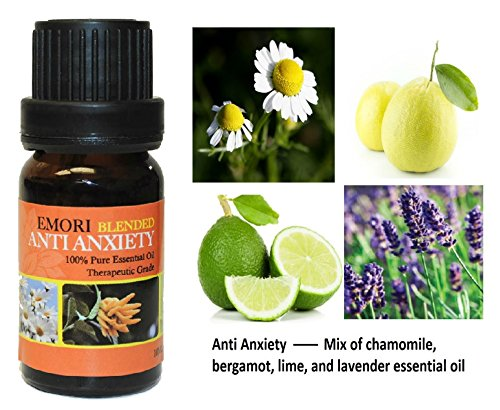 Emori Essential Oil for Anxiety