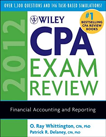 Wiley CPA Examination Review Practice Software 11. 0 by O. Ray Whittington...