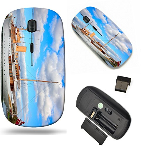 MSD Wireless Mouse Travel 2.4G Wireless Mice with USB Receiver, Noiseless and Silent Click with 1000 DPI for notebook, pc, laptop, computer, mac book design 20868060 Luxury vintage yacht in - Copenhagen Vintage Times Up