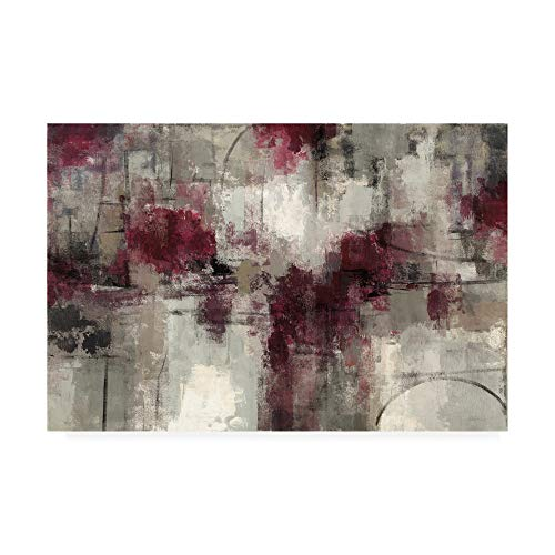 - Trademark Fine Art Stone Gardens by Silvia Vassileva, 30x47,