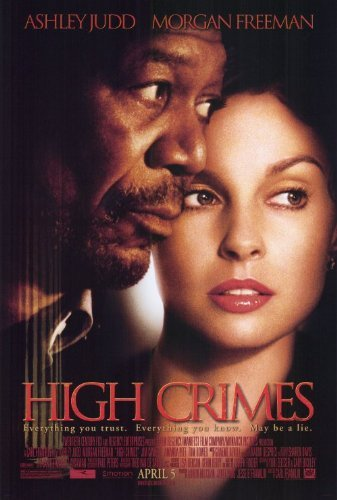 High Crimes POSTER Movie (27 x 40 Inches - 69cm x 102cm) (2002) (Style B)