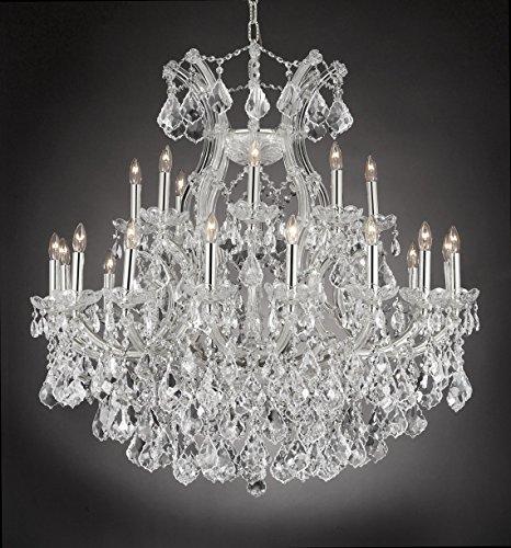 (Maria Theresa Empress Crystal(tm) Chandelier Chandeliers Lighting H 36