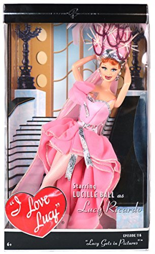 Used, Barbie Collector I Love Lucy, Lucy Gets In Pictures for sale  Delivered anywhere in USA