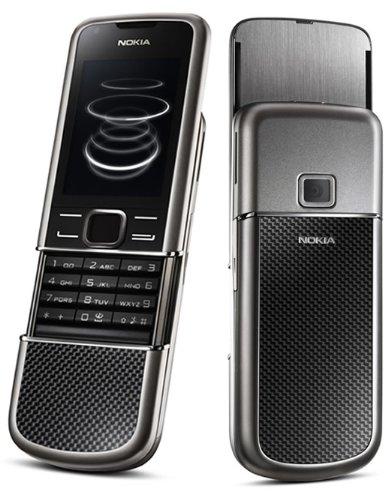 Nokia 8800 Arte Carbon - 1