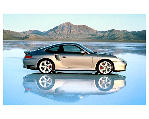 2001 Porsche 911 996 Turbo Automobile Photo Poster
