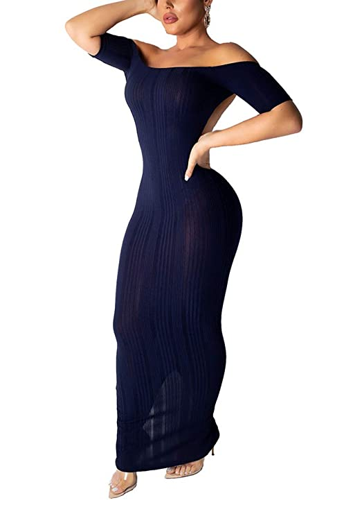 Photo of Tight Midi Dress