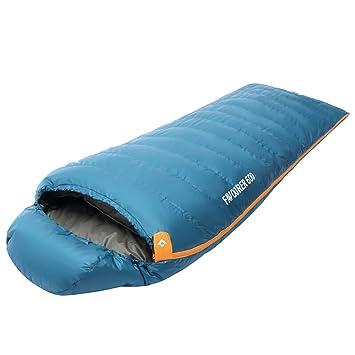 saco de dormir invierno adultos alpinismo al aire libre de los viajes edredón bolsa de dormir