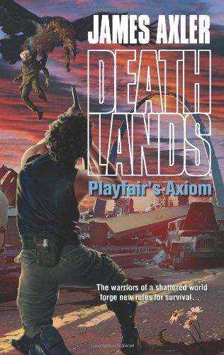 book cover of Playfair\'s Axiom