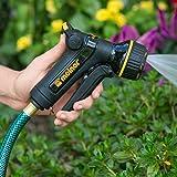 Melnor XT Metal Garden Hose Nozzle; Front Trigger
