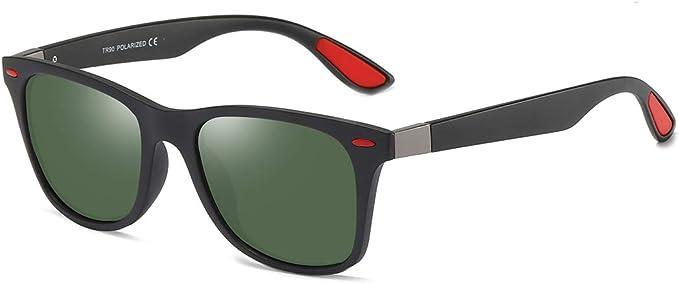 BLEVET Gafas de sol Polarizadas Clásico Retro Gafas para Hombre y Mujer BE007