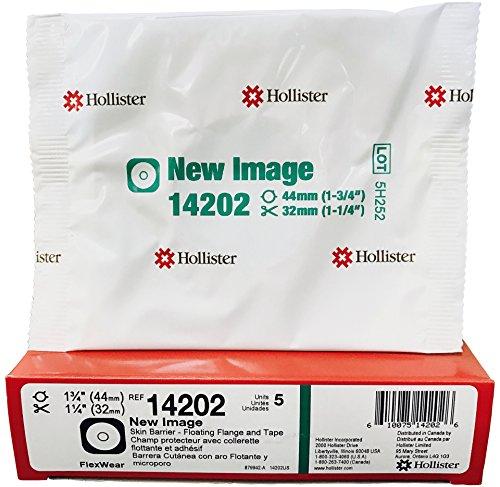- Hollister 14202 New Image Flextend Cut to Fit Skin Barrier - 1 3/4