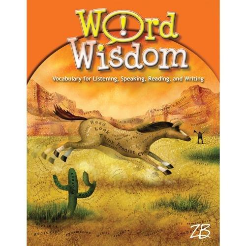 Word Wisdom; Level 4