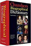 Chambers Biographical Dictionary, 9th edition