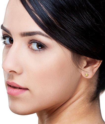 Miore Pendientes de mujer con oro 18 K (750) Miore Pendientes de mujer con oro 18 K (750) Miore Pendientes de mujer con oro 18 K (750)