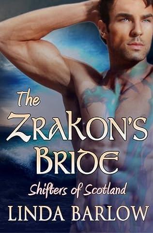 book cover of The Zrakon\'s Bride