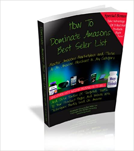 Download How To Dominate Amazons Best Seller List PDF, azw (Kindle)