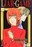 """Liar Game, Tome 1"" av Shinobu Kaitani"