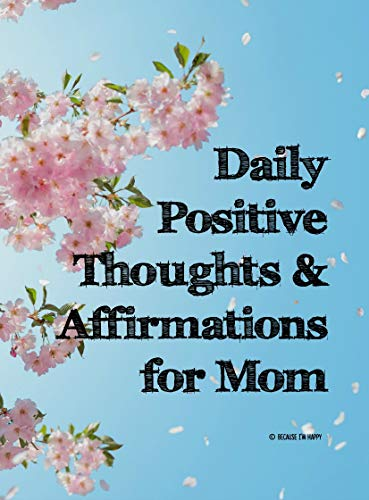 Positive Affirmation Cards for Mom - Unique 54 Card Deck with Storage Case - Words to Encourage, Support, Inspire, Reassure & Uplift Moms Heart & Soul