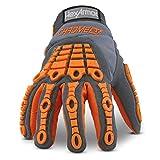 HexArmor Chrome SLT 4071 Safety Work Gloves with
