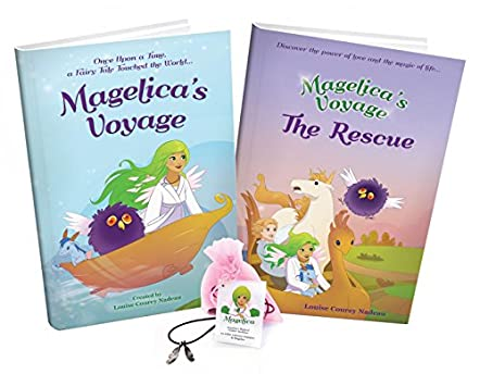 Magelica's Voyage the Rescue