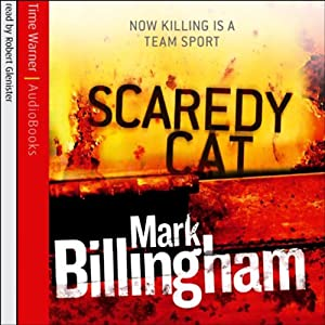 Scaredy Cat Audiobook