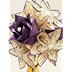 Paper-Flowers-Roses-Dozen-Customized-First-Anniversary-Gift-gifts-for-her-one-of-a-kind-origami-traditional-gift-perfect-for-her
