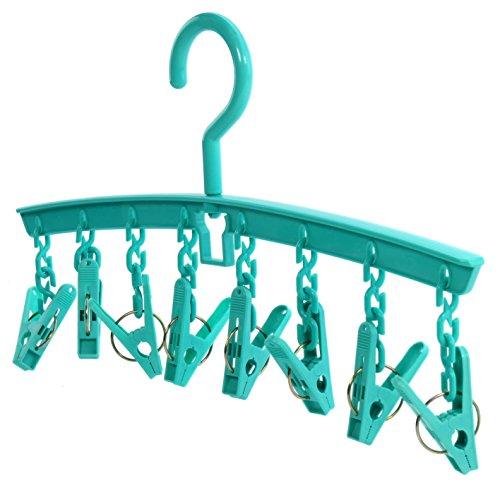 Hangerworld Plastic Underwear Clothes Hanger