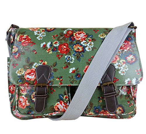 bandoulière Green Avashion ltd sac femme pour Flower TEwaBqE