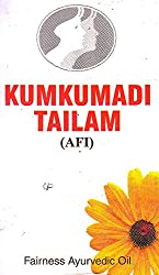 Vyas Pharma Herbal Kumkumadi Thailam Fairness Ayurvedic Face Massage Oil - 12ml