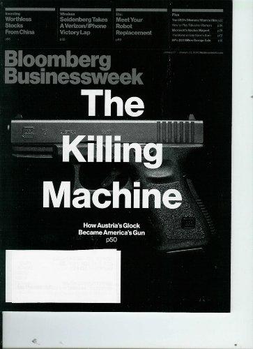 Bloomberg Businessweek January 17 - January 23, 2011 - The Killing Machine - America's Gun