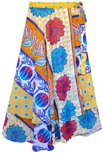 Maple Clothing - Falda - para mujer amarillo