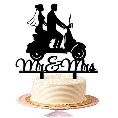 Mr Mrs Wedding Cakertopper Groom An Buy Online In Malaysia At Desertcart