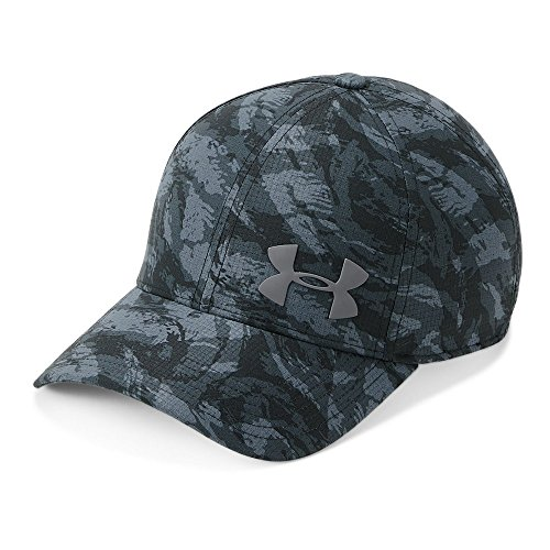 - Under Armour Men's ArmourVent Training Cap, Black (003)/Graphite, Large/X-Large