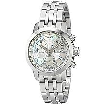 Tissot Women's T0552171111300 Analog Display Quartz Silver Watch