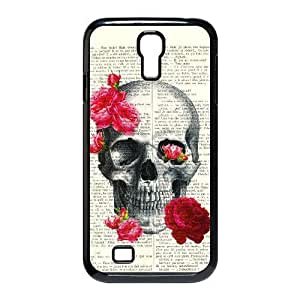 Vintage Flower Watercolor Brand New Cover Case for SamSung Galaxy S4 I9500,diy case cover ygtg585917