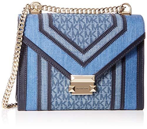 Michael Kors Women Blue Crossbody Bags (Michael Kors Uk)