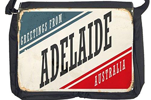 Borsa Tracolla Viaggi Cucina Adelaide Australia Stampato