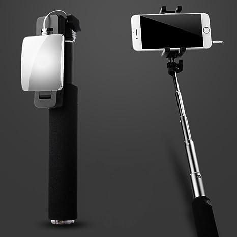 Self Portrait Artefaktline Handy Kamera Mini Kamera Bar Schwarz