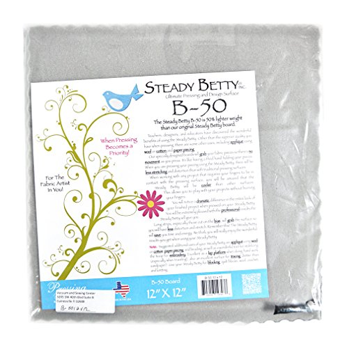 (Steady Betty Pressing and Design Surface B-50 Board 12 Inches x 12 Inches)