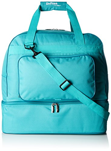 Softee Equipment 0026589, Bolso Verde (Green)