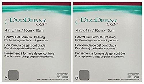 ConvaTec DuoDerm CGF 4