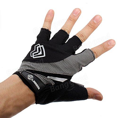 équitation moitié Moppi d'équitation vélo Lambda de l'équipement gants gants doigt la des de été gants de de rraCwnq
