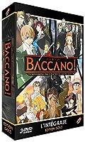 バッカーノ ! - BACCANO ! - コンプリート DVD-BOX 全16話 成田良悟 [DVD] [Import]