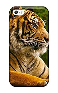 High-end Case Cover Protector For Iphone 5/5s(sumatran Tiger)