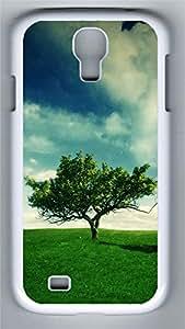 Samsung S4 Case Summer Landscape PC Custom Samsung S4 Case Cover White