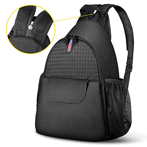 DSLR Camera Bag Waterproof Camera Sling Backpack with Rain Cover Outdoor Travel Backpack Camera Bag Case for Laptop Canon Nikon Sony Pentax DSLR Cameras,Lens,Tripod and Accessories (Best Outdoor Camera Backpack)