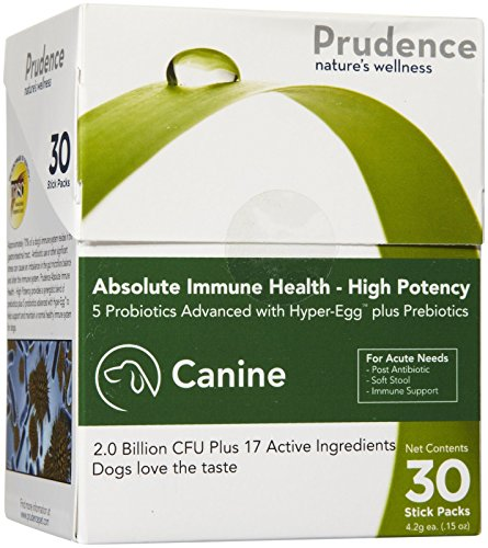 Prudence Immune Health High Potent - Dog - 30 count