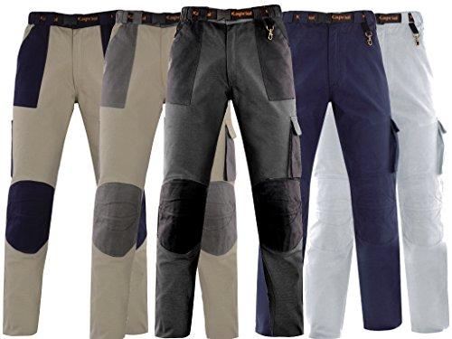 negro gris Pantalones tenere talla Abratools Xxl awpq6TnX