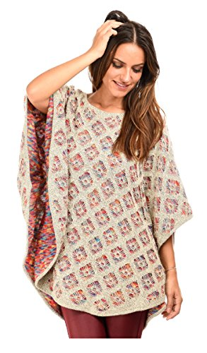 For Her Paris - Poncho MIRA - Femme
